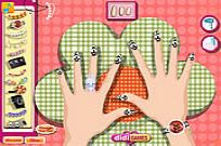 Play Nail Salon Fun game