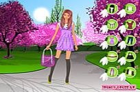 Play Cool Spring Dressup game