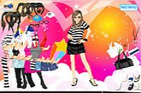 Play Earning Your Stripes Dress Up game