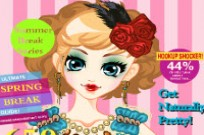 Play Cover Girl Makeover game