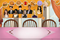 Play Thanksgiving Dinner With Justin And Selena game