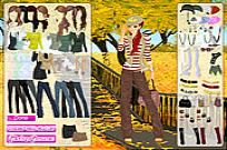 Play Fall Fashion Frolic game