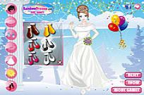 Play Winter Wedding Dresses game
