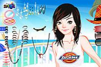 Play Super Makeup Dressup game