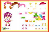 Play Doll Maker game