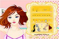 Play Girl Dressup Makeover 4 game