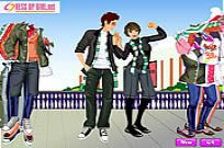 Play Hand In Hand Couple game