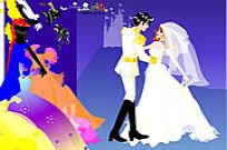 Play Colorful Wedding Dressup game