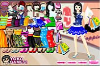 Play Fashion Girl Shopping game