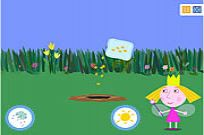 Play Holly's Magical Garden game