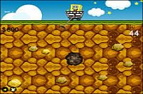 Play Spongebob Squarepants - Get Gold game
