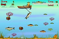 Play Lucky Fisherman game