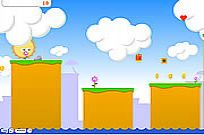 Play Gum Drop Hop game