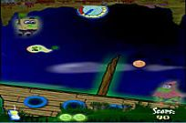 Play Spongebob In Ghostly Gold Grab game