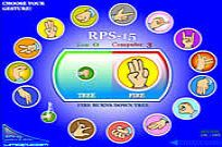 Play Rock, Paper, Scissor 25 game