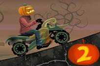 Play Pumpkin Head Rider 2 game