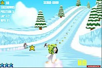 Play Ice Run - RumbleSushi 3D game