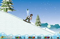 Play Ben 10 Ice Skates game