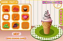 Play Cool Ice Cream Maker game