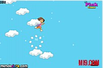 Play Dora The Explorer Jumping game