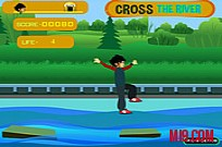 Play Redakai Cross The River game