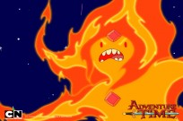 Adventure Time Flambo's Hot Mess Game