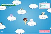 Play Lil Bratz Angel Baby game