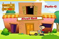Play Biscuit Rush game
