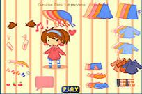 Play Dress Chibi game