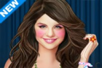 Play Selena Gomez Celebrity Makeover game