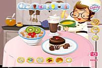 Play Cute Breakfest game
