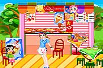 Play Ice Cream Stand Makeover game