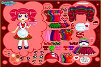 Play Cherry Soda Dress Up game