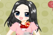 Play Cute Doll Maker game