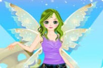 spielen Angel Dress Up 5 Spiel