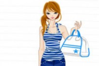Play Navy Dress Up game