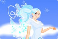 Play Winter Fairy Dress Up game