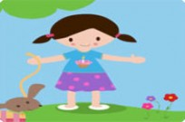 Play Little Girl Dress Up game