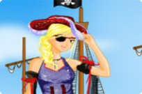 spielen Pirate Girl Dress Up Spiel