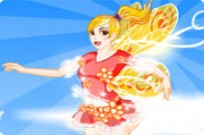 Play Summer Fairy Dress Up game