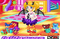Play Happy Halloween Princess game