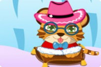 Play Kenny The Tiger Dress Up game