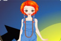 Play Halloween Dressup 2 game