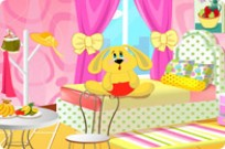 Play Pajama Party Room Decoration game