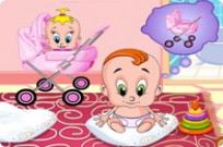 Play Twins Trouble game