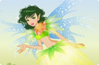 Play Flower Fairy game