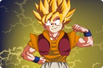 Play Goku Dress Up game