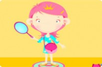 Play Spring Fairy Doll Maker game