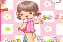 Play Little Angel Doll Maker game