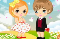 Play Cute Valentine Love Couple game
